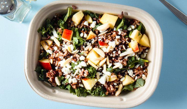 Kale Power Bowl