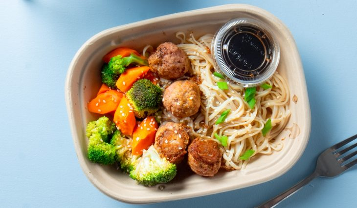 Zesty Asian Meatballs