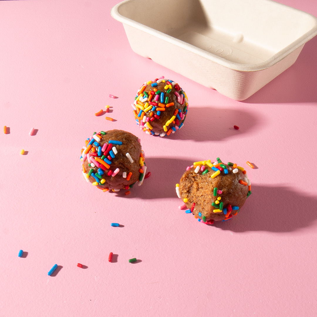 Birthday Cake Energy Balls