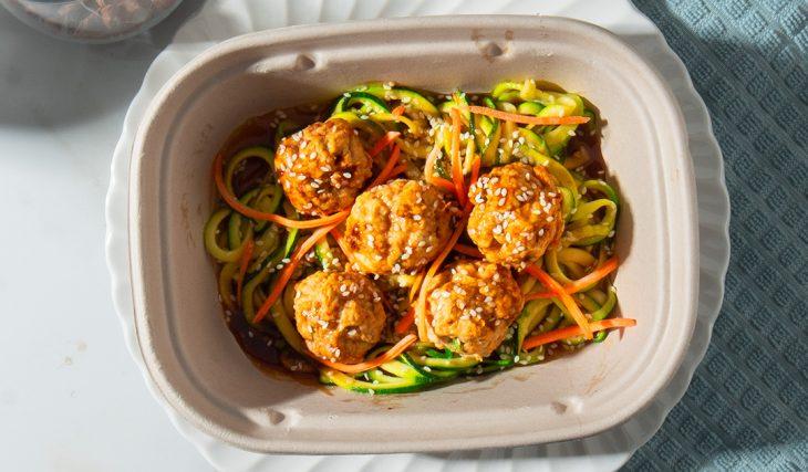 Japanese Chicken Meatballs