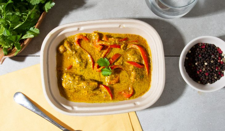 Garam Marsala Chicken
