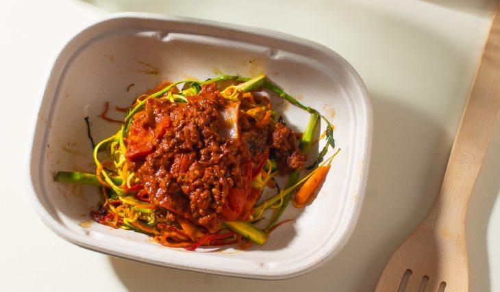 Ratatouille Veggie Spaghetti