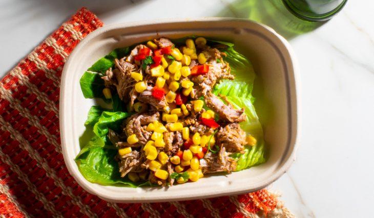Carnita Lettuce Wraps
