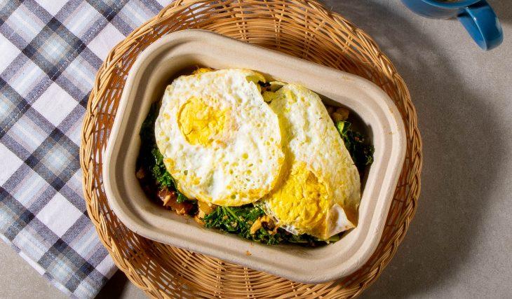 Egg and Veggie Skillet