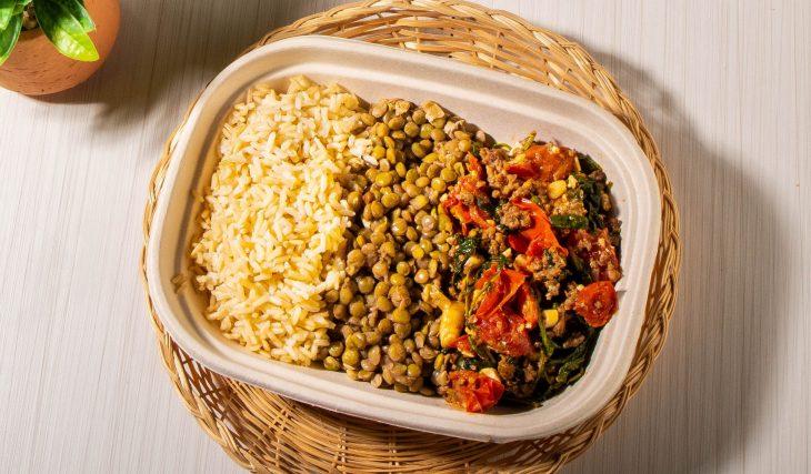 Mediterranean Stir Fry